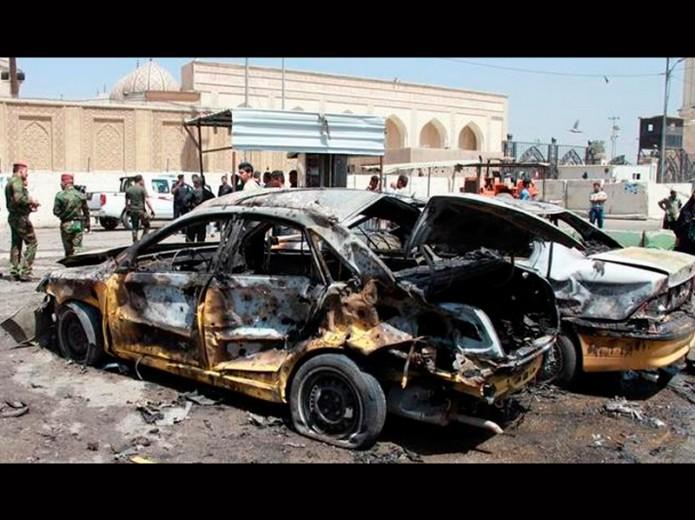 noticias internacionales ataque de coche bomba deja 20 muertos en Bagdad