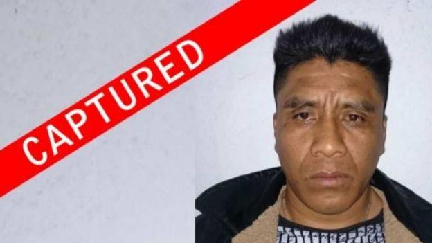 noticias nacionales capturan a criinal buscado por trata de personas