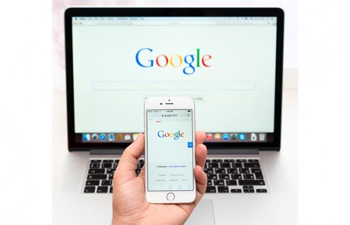 noticias tecnología más búsquedas de google en móviles que en PC
