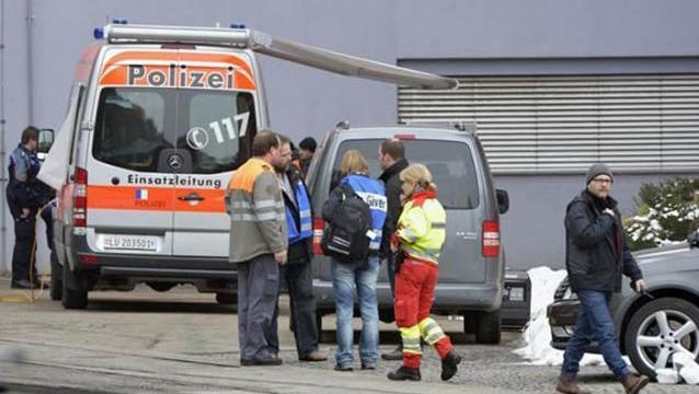 noticias nacionales Tiroteo en suiza deja 5 muertos