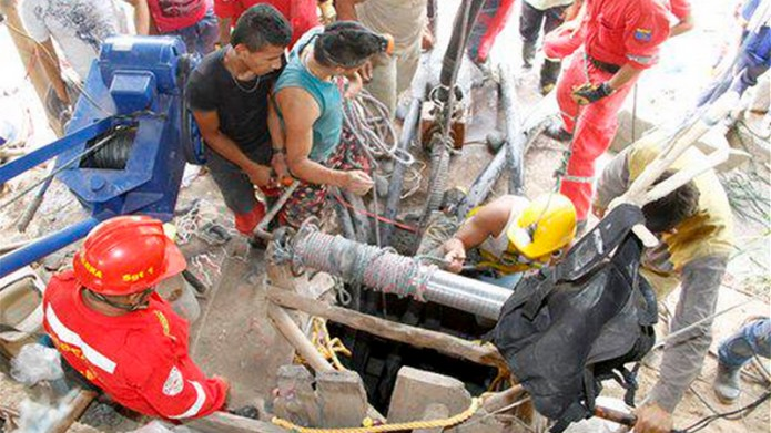 noticias internacionales encuentran 4 cuerpos en mina inundada