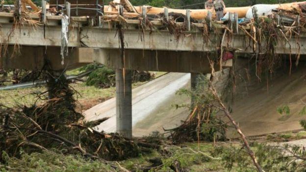 noticias internacionales lluvias afectan mil viviendas en texas
