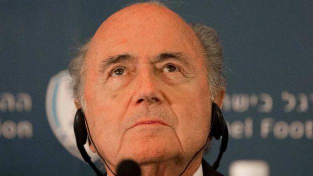 noticias internacionales blatter da bienvenida a investigaciones de FIFA
