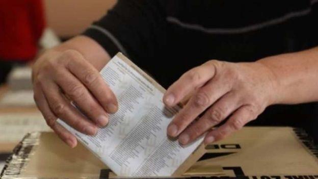 noticias nacionales usarán urnas transparentes en elecciones