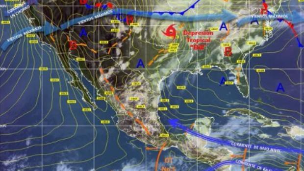 noticias nacional continuarán las lluvias