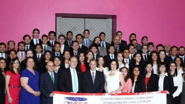 noticias nacional buscaran que 100 mil mexicanos estudien en eu