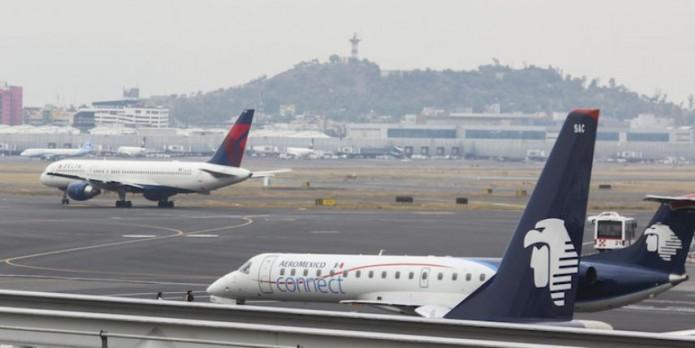 noticias nacional vuelo de aeromexico aterriza de emergencia