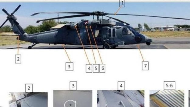 noticias nacional atacan helicoptero de la senmar
