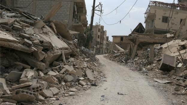 noticias internacional desolacion en siria