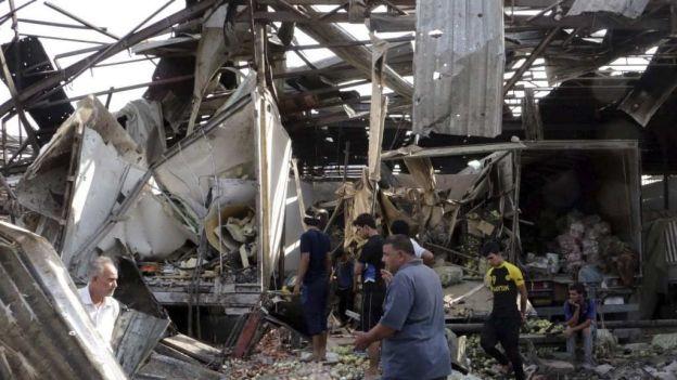 noticias internacional ataque de ei deja muertos en bagdad