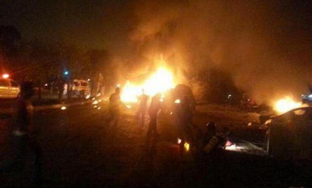 noticias internacional explotan bombas en el cairo