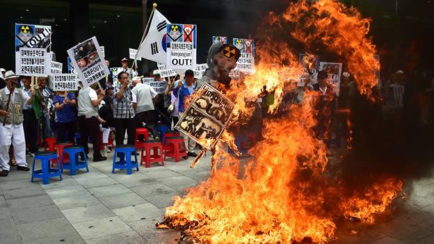 noticias internacional crisis en las coreas