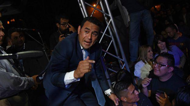 noticias internacional elecciones guatemala