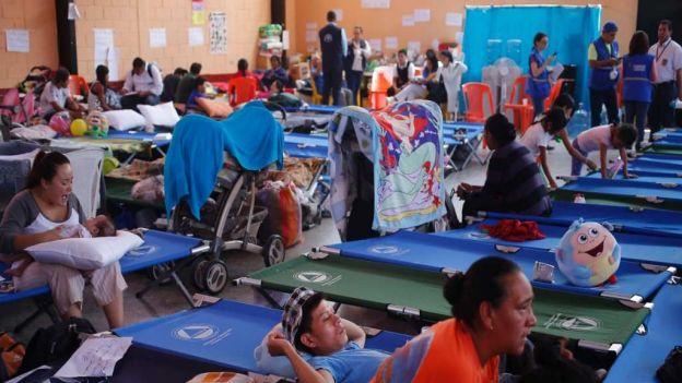 noticias internacional Se agudiza la tragedia en Guatemala