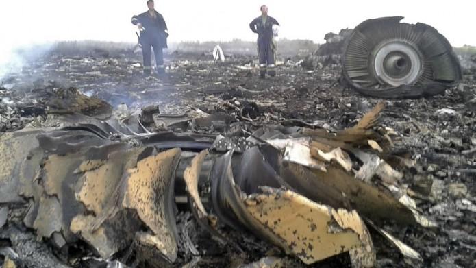 Una ojiva desde el este de Ucrania derribó el vuelo MH17
