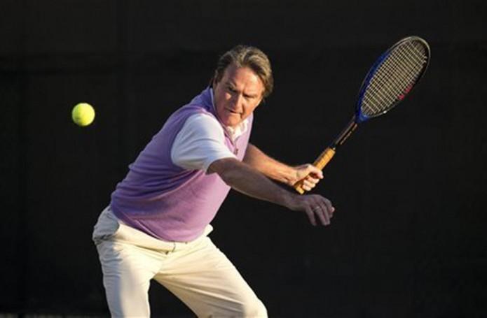 Confirman a Connors en el Monterrey Open