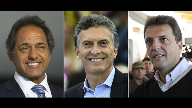 Los candidatos que quieren suceder a Cristina Fernández en Argentina