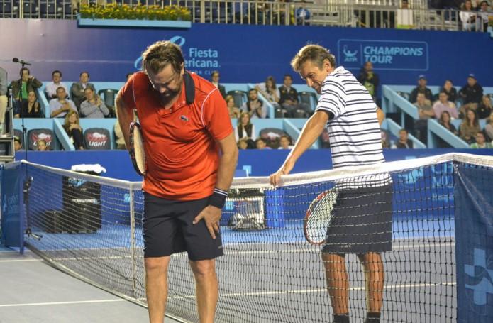 tenis-lesion
