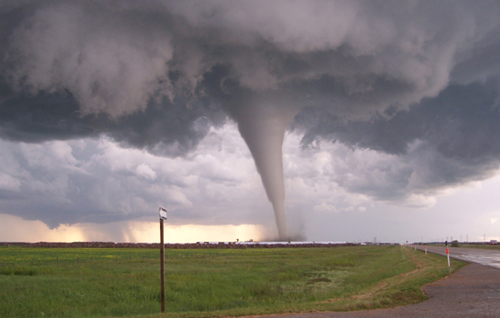 Tornado en Rusia- Gregorio Martínez.