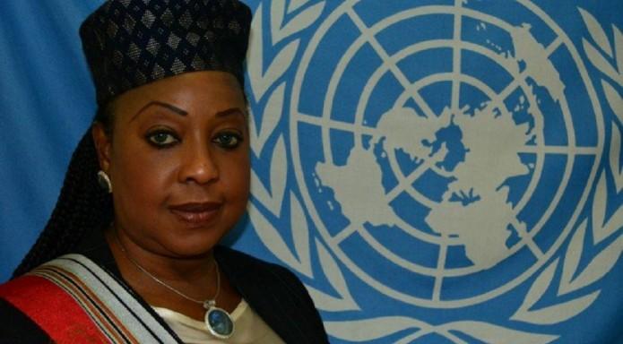 Fatma Samoura, en una imagen de Naciones Unidas.