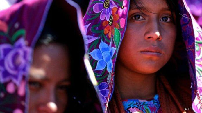 """Ser llamado """"indio"""" es un insulto para muchos en México."""