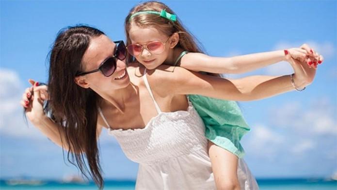 La mejor temporada para viajar con niños son los periodos vacacionales.