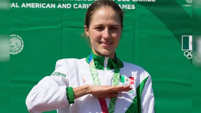 Daniela Campuzano será la abanderada en Río 2016.