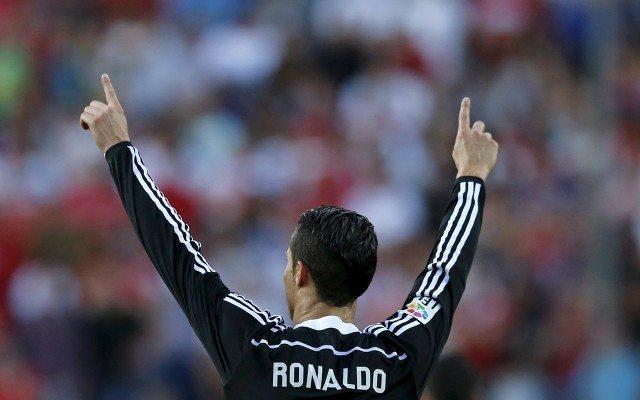 Cristiano Ronaldo, el jugador mejor pagado.