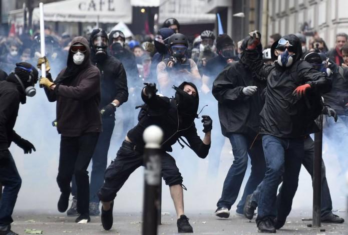 Reforma laboral de Francia.