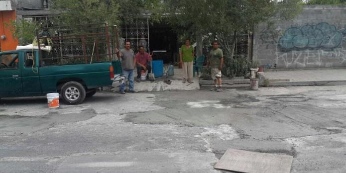 Baches en Monterrey.