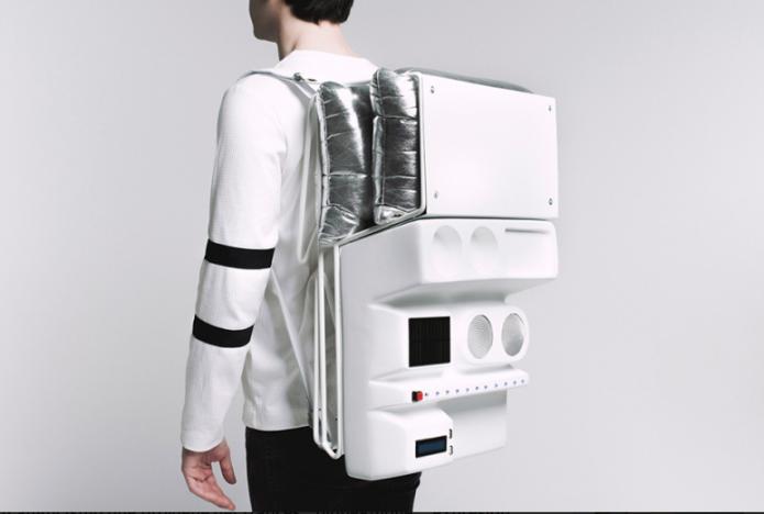Picnic futurista