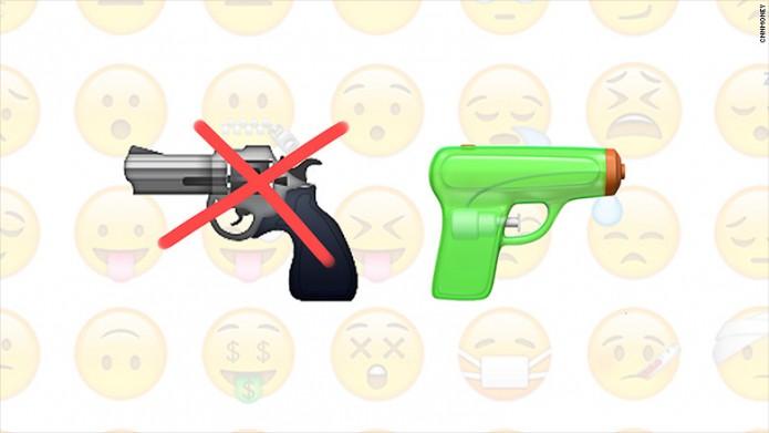 Apple reemplaza el emoticón