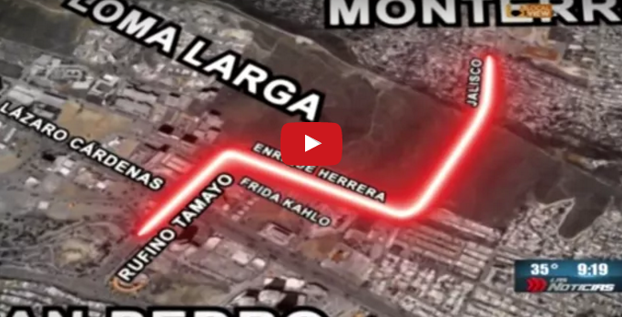 Alcalde de San Pedro busca inversión privada para interconexión San Pedro-Monterrey