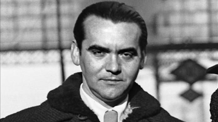 Federico García Lorca, asesinado por Franco-Gregorio Martínez.