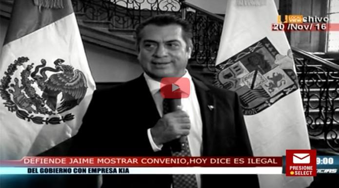 Niega el Gobierno de Nuevo León mostrar el nuevo acuerdo con KIA. Ahora sí es confidencial