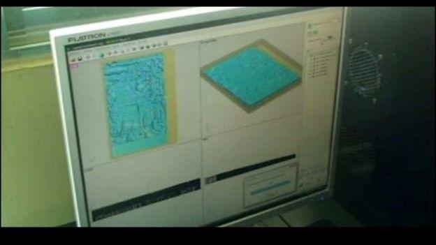 Tecnología 3D restaurará monumentos históricos- Gregorio Martínez.