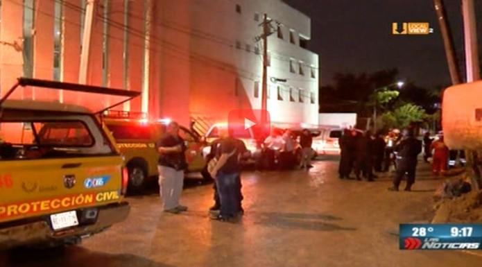 Investigan el derrumbe que mató a dos trabajadores en San Pedro