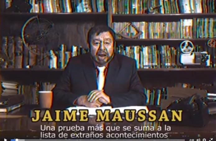 Jaime Maussan-Gregorio Martínez.