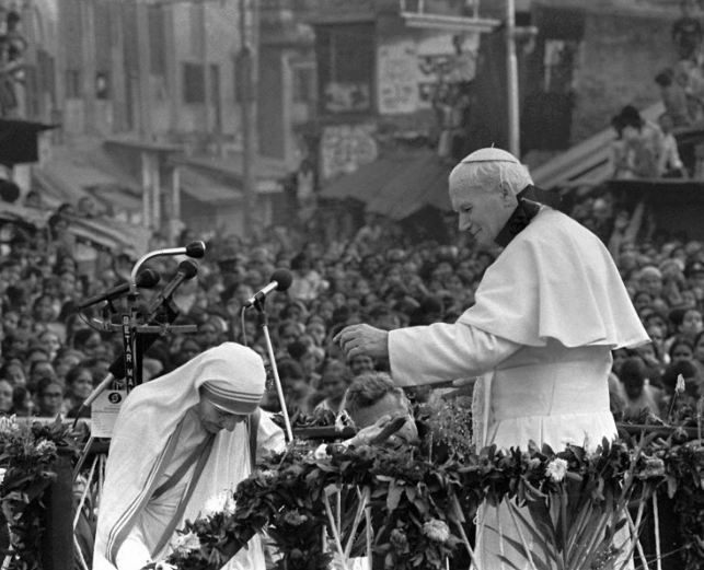 Madre Teresa de Calcuta- Gregorio Martínez.