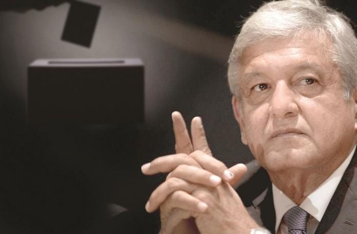AMLO viene a Nuevo León- Gregorio Martínez.