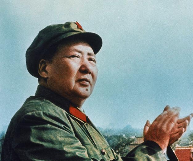 Mao Tse Tung- Gregorio Martínez.