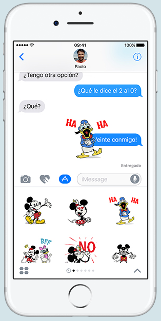 iOS 10 de Apple- Gregorio Martínez.iOS 10 de Apple- Gregorio Martínez.