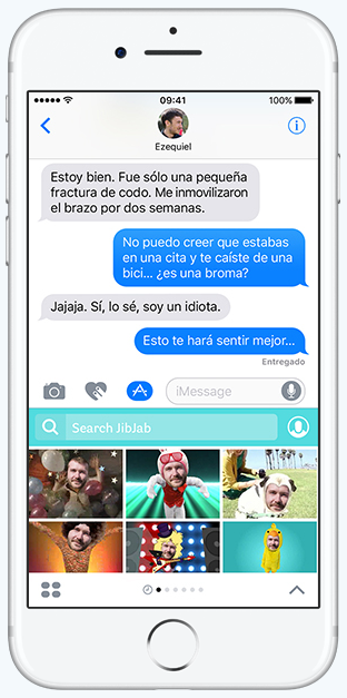 iOS 10 de Apple- Gregorio Martínez.