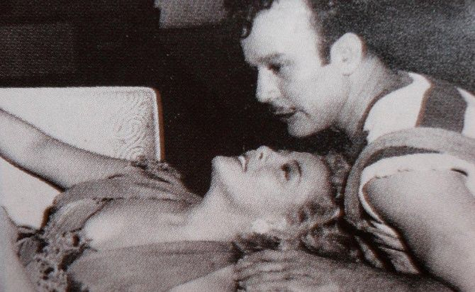 Silvia Pinal con Pedro Infante- Gregorio Martínez.