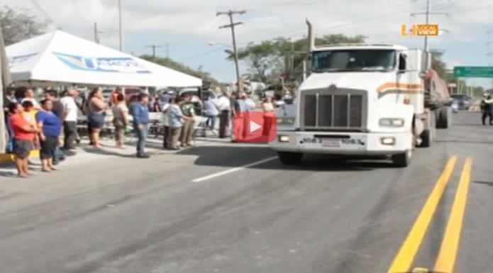 Concluye rehabilitación de la avenida Antiguo Camino a Santa Rosa, en San Nicolás.