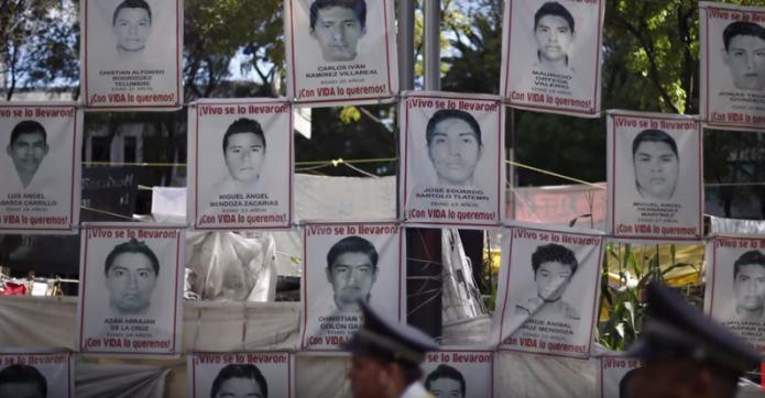 43 normalistas de Ayotzinapa- Gregorio Martínez.