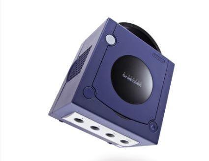 Consola de Nintendo 4- Gregorio Martínez.