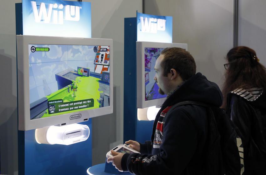 Consola de Nintendo 6- Gregorio Martínez.