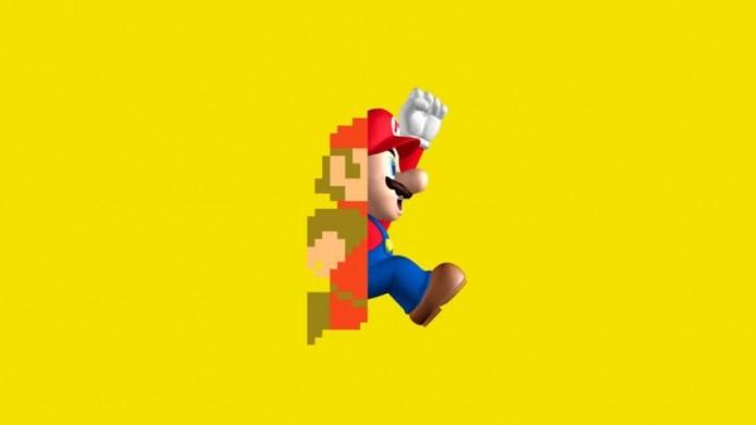Mario Bros de Nintendo- Gregorio Martínez.