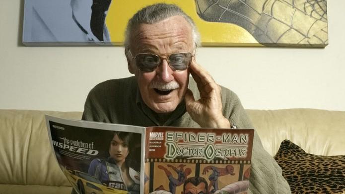 La vida de Stan Lee al cine- Gregorio Martínez.